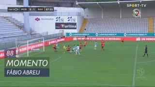 Moreirense FC, Jogada, Fábio Abreu aos 88'