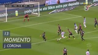 FC Porto, Jogada, J. Corona aos 13'