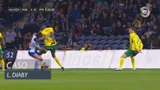 FC P.Ferreira, Caso, L. Diaby aos 52'