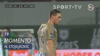 Boavista FC, Jogada, N. Stojiljkovic aos 19'