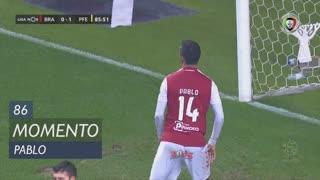 SC Braga, Jogada, Pablo aos 86'