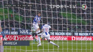 FC Porto, Caso, Marega aos 18'