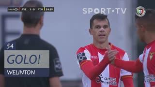 GOLO! CD Aves, Welinton aos 54', CD Aves 1-0 Portimonense