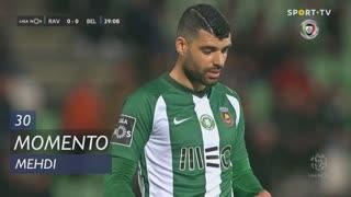 Rio Ave FC, Jogada, Mehdi aos 30'