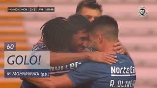 GOLO! CD Aves, M. Mohammadi aos 60', Moreirense FC 2-2 CD Aves