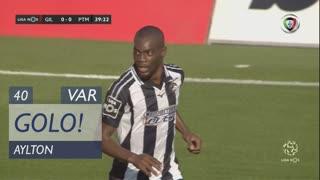 GOLO! Portimonense, Aylton aos 40', Gil Vicente FC 0-1 Portimonense