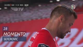 SL Benfica, Jogada, Seferovic aos 28'