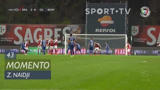 Gil Vicente FC, Jogada, Z. Naidji aos 43'