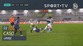 FC Porto, Caso, Uribe aos 55'