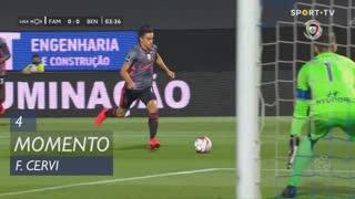 SL Benfica, Jogada, F. Cervi aos 4'