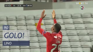 GOLO! Gil Vicente FC, Lino aos 90', Gil Vicente FC 3-0 CD Aves