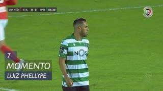 Sporting CP, Jogada, Luiz Phellype aos 7'