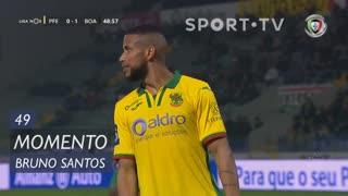 FC P.Ferreira, Jogada, Bruno Santos aos 49'