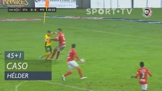 FC P.Ferreira, Caso, Hélder aos 45'+1'