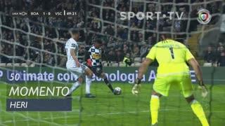Boavista FC, Jogada, Heri aos 50'