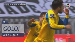 GOLO! FC Porto, Alex Telles aos 9', Boavista FC 1-0 FC Porto