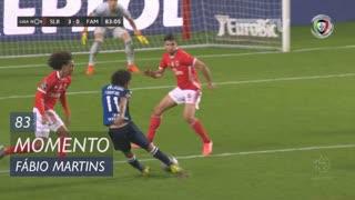 FC Famalicão, Jogada, Fábio Martins aos 83'