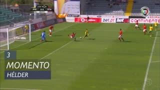 FC P.Ferreira, Jogada, Hélder aos 3'