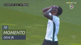 FC P.Ferreira, Jogada, Deni Jr. aos 70'