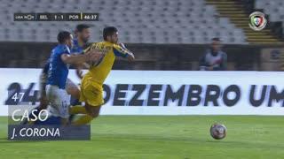 FC Porto, Caso, J. Corona aos 47'