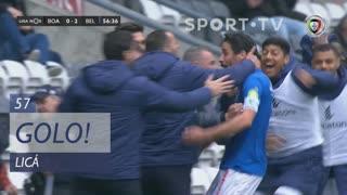 GOLO! Belenenses, Licá aos 57', Boavista FC 0-2 Belenenses