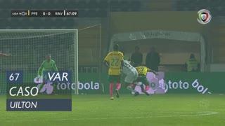 FC P.Ferreira, Caso, Uilton aos 67'