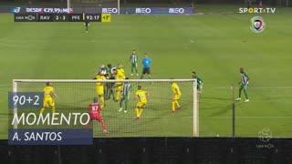 Rio Ave FC, Jogada, Aderllan Santos aos 90'+2'