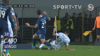 FC Porto, Caso, Sérgio aos 38'