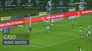 Rio Ave FC, Caso, Nuno Santos aos 51'