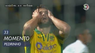 FC P.Ferreira, Jogada, Pedrinho aos 33'