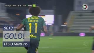 GOLO! FC Famalicão, Fábio Martins aos 90'+3', Portimonense 2-1 FC Famalicão