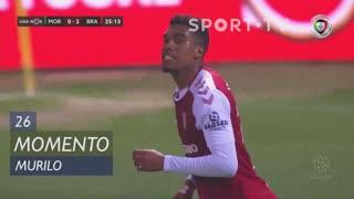 SC Braga, Jogada, Murilo aos 26'