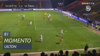 FC P.Ferreira, Jogada, Uilton aos 81'