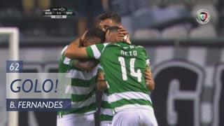 GOLO! Sporting CP, Bruno Fernandes aos 62', Boavista FC 1-1 Sporting CP