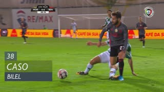 Moreirense FC, Caso, Bilel aos 38'