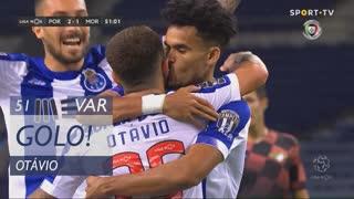 GOLO! FC Porto, Otávio aos 51', FC Porto 2-1 Moreirense FC