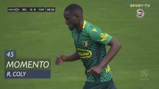 FC Famalicão, Jogada, R. Coly aos 45'