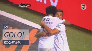 GOLO! Vitória SC, Rochinha aos 69', Vitória SC 3-1 CD Aves