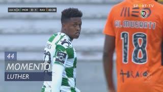 Moreirense FC, Jogada, Luther aos 44'
