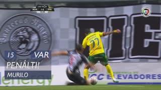 FC P.Ferreira, Penálti, Murilo aos 15'