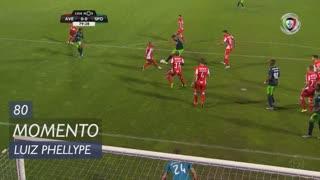 Sporting CP, Jogada, Luiz Phellype aos 80'