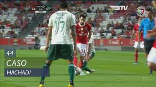 Vitória FC, Caso, Hachadi aos 44'