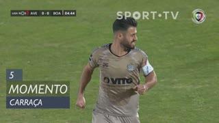 Boavista FC, Jogada, Carraça aos 5'