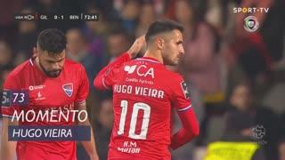 Gil Vicente FC, Jogada, Hugo Vieira aos 73'