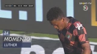 Moreirense FC, Jogada, Luther aos 24'