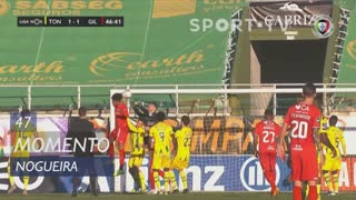 Gil Vicente FC, Jogada, Nogueira aos 47'