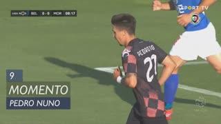 Moreirense FC, Jogada, Pedro Nuno aos 9'