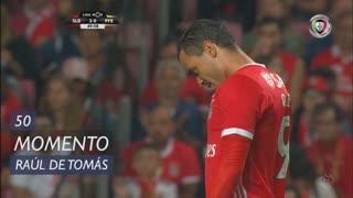SL Benfica, Jogada, Raúl de Tomás aos 50'