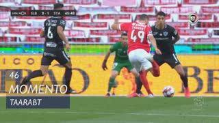 SL Benfica, Jogada, Taarabt aos 46'