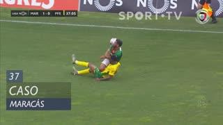 FC P.Ferreira, Caso, Maracás aos 37'
